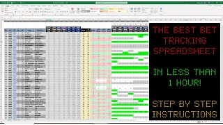 Sports betting record spreadsheet definition best online sports betting site