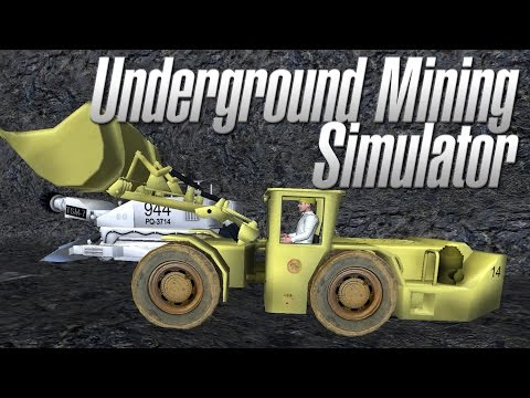 Underground Mining Simulator - Simulator Saturday