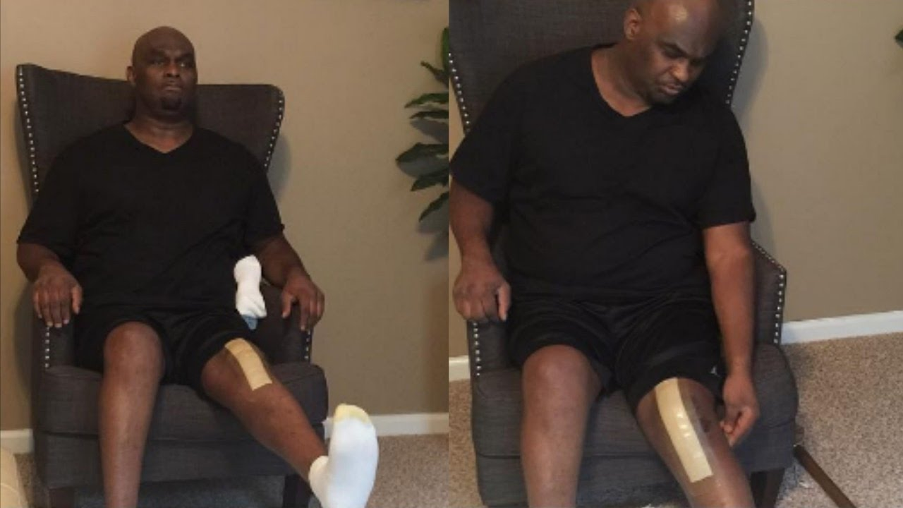 Tommy Ford What Really Happened With His Knee Surgery Youtube