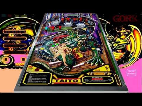 fliperama-#12---taito-gork-(1974)---visual-pinball-emulador-de-máquina-de-anos-80