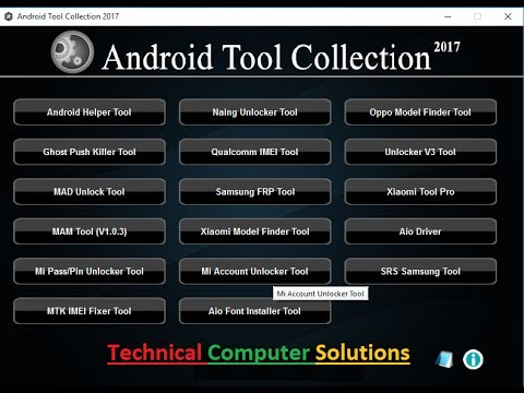 All in One Android Tool Collection 2017 | All Frp Tool | IMEI Tool