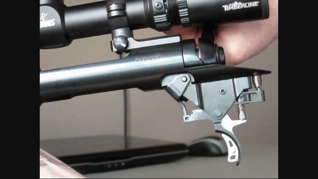 Savage 12fv Accutrigger Take Down  Adjustment And Operation