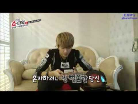 Kris Compilation EXO Showtime Ep. 11