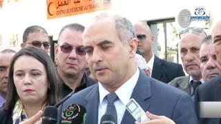 الرئيس المدير العام لسوناطراك : منح صفقة إعادة تأهيل مصفاة سيدي رزين لشركة صينية