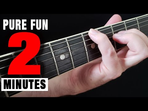 Play This for 2 Minutes & See Why Guitarists Get Addicted (PURE FUN!)