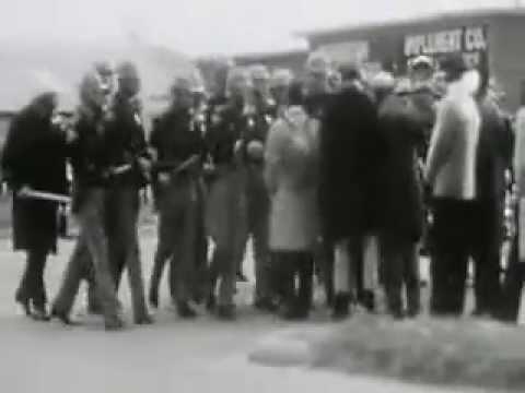 Bloody Sunday in Selma  Alabama