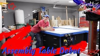 Ultimate Assembly Table Debut