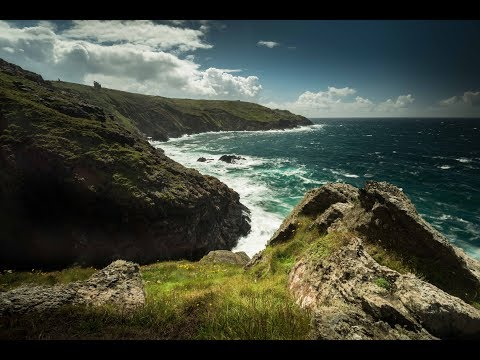 Landscape Photography Poldark & The Botallack Tin Mines