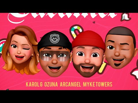 Caramelo(Full Remix 2)Ozuna Ft Arcangel,Myke Towers Y Karol G