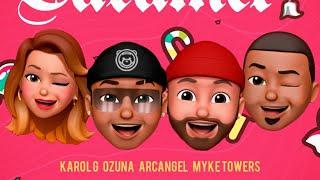 Caramelo(Full Remix 2)Ozuna Ft Arcangel,Myke Towers Y Karol G