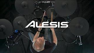 Alesis Strike Pro Electronic Drum Kit - kit sounds | Gear4music demo
