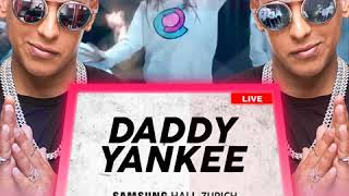 Daddy Yankee Concert | Zurich, Samsung Hall 2019 | produced by Grafikmania.ch