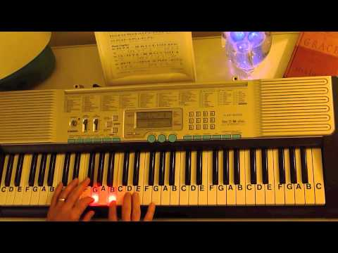 How to Play ~ How Great Thou Art ~ Gospel Artists ~ LetterNotePlayer ...