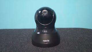 Tenvis TH661 720p HD IP Camera Review