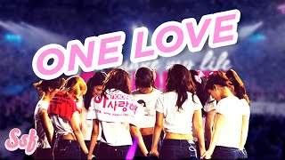 Download Video ONE LOVE 5th Anniversary FMV - Girls' Generation (SNSD) l @Soshified MP3 3GP MP4
