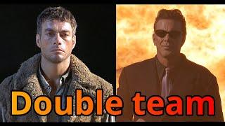 Jean-Claude Van Damme In 'Double Team' Fanmade TRAILER