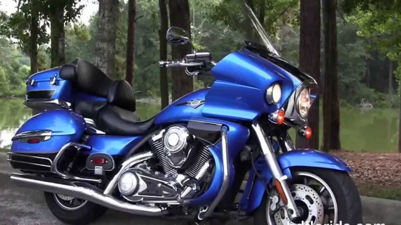 Used 2009 Kawasaki Vulcan Voyager Motorcycles for sale in Florida