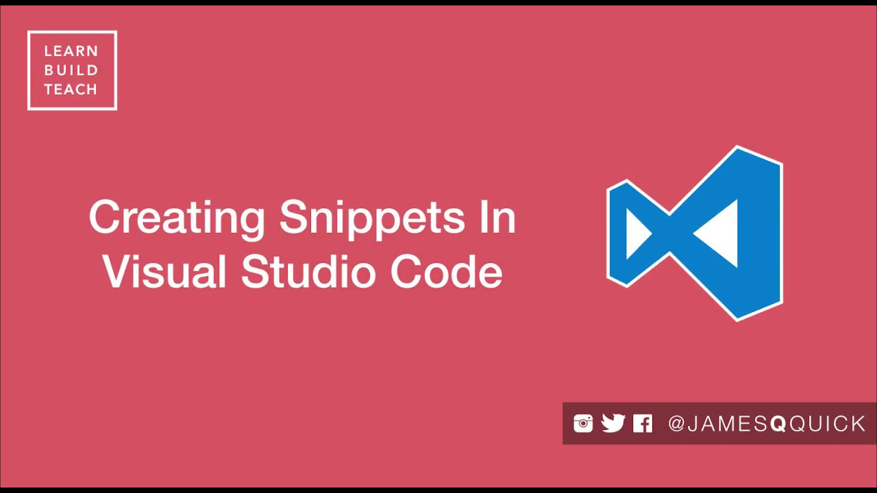 Vs Code Select Line Shortcut Creating Code Snippets In Visual Studio Code Scotch Io
