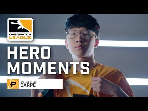 Hero Moments: Carpe