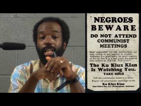 The Black Athenians: White Terrorism In Athens, GA. Then, Now, And In-Between. 9/29
