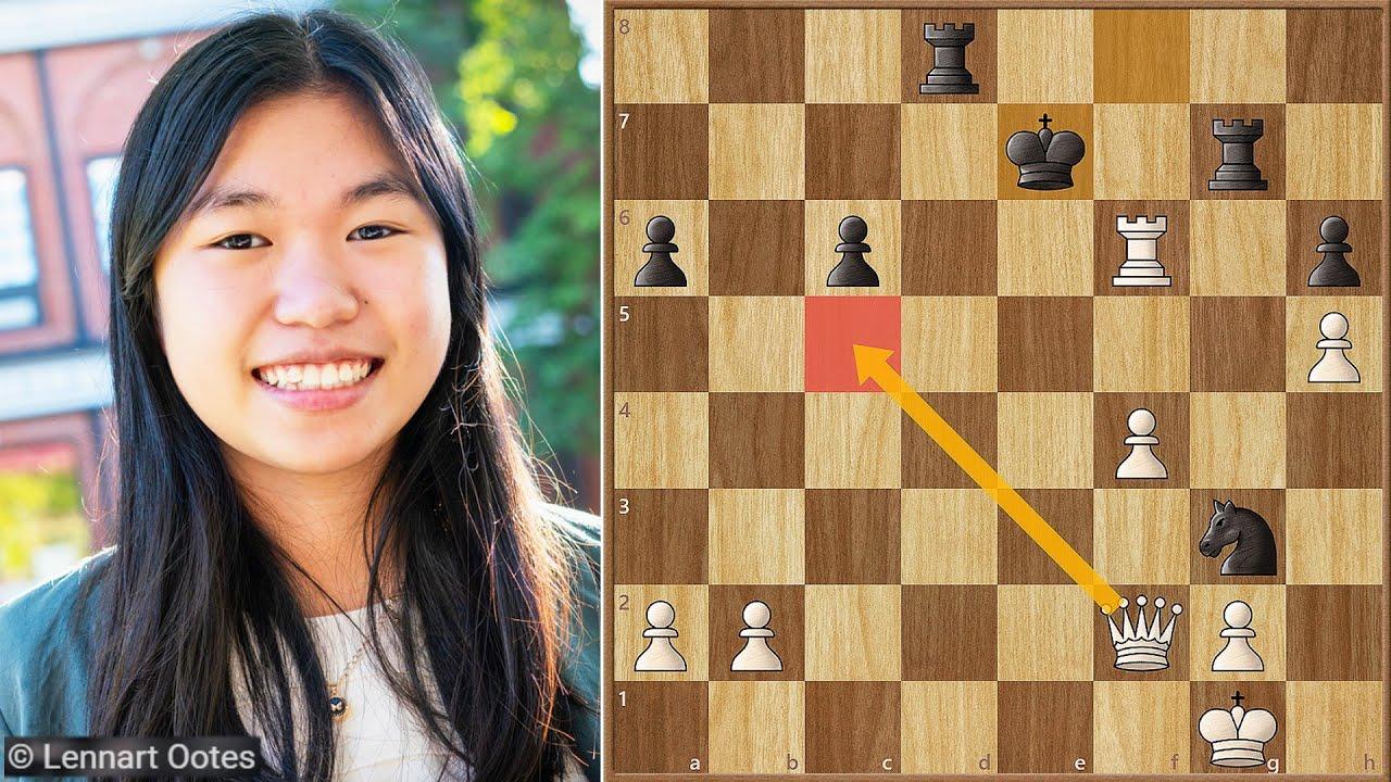 Download Meet The New U.S. Women's Chess Champion - Carissa Yip!