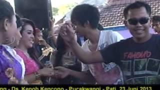 Wedi Karo Bojomu   OM New Palapa 23 06 2013 Pucakwangi, Pati