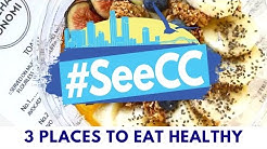 #SeeCC Healthy Eats in Corpus Christi, Texas