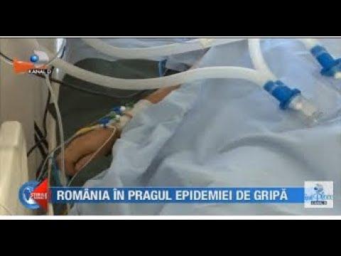 Stirile Kanal D (19.01.2019) - Romania in pragul epidemiei de gripa! Editie COMPLETA