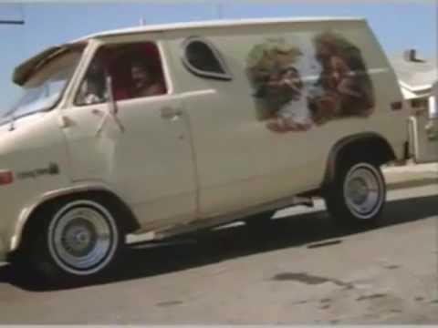 Cheech & Chong  Bouncy Van
