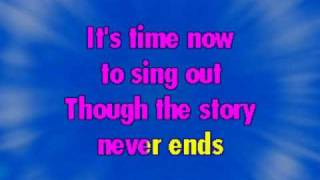 RENT- Seasons of Love (karaoke)