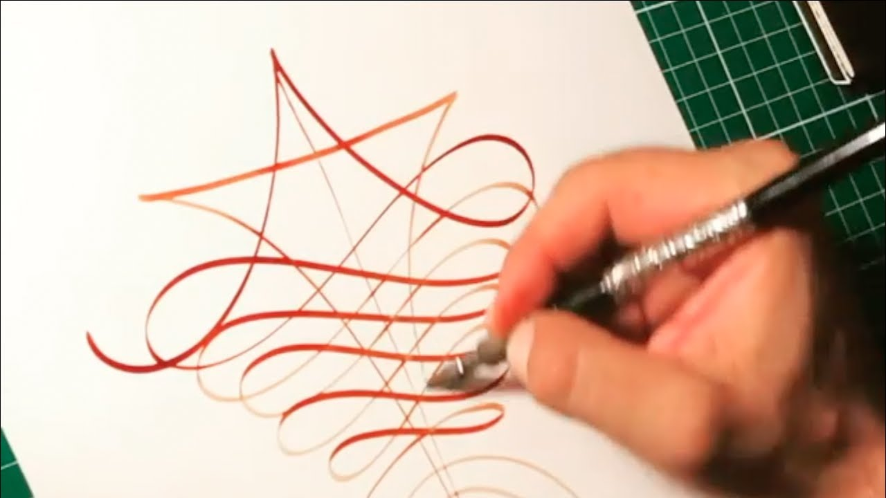 Super Satisfying Turkish Style Calligraphy