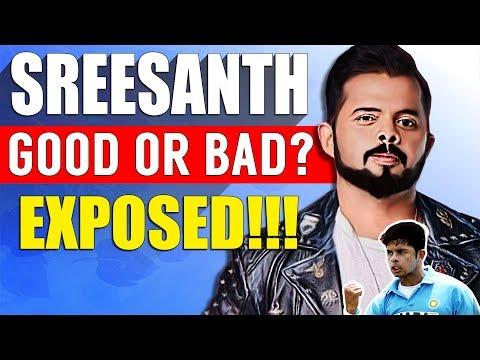 Sreesanth EXPOSED | GOOD OR BAD?? Bigg Boss 12