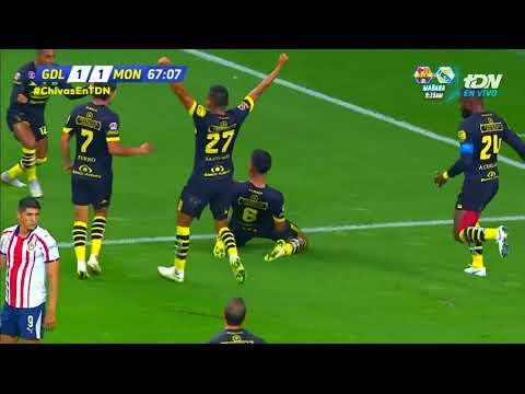 Gol de S. Vegas | Guadalajara 1 - 2 Morelia | LIGA Bancomer MX - Apertura 2018 - Jornada 14