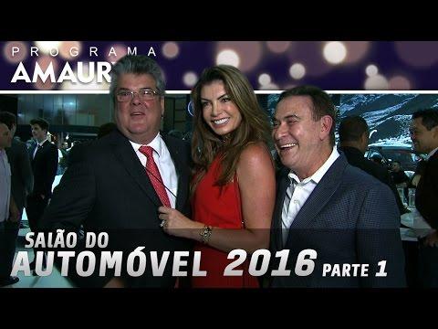 Salão do Automovel 2016 - Parte 1