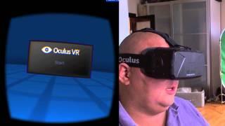 oculus Rift DK2 - первые впечатления