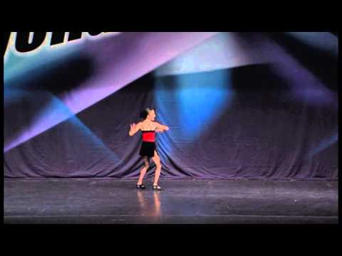 """Bryce, Age 9, Solo, """"Le Jazz Hot"""""""