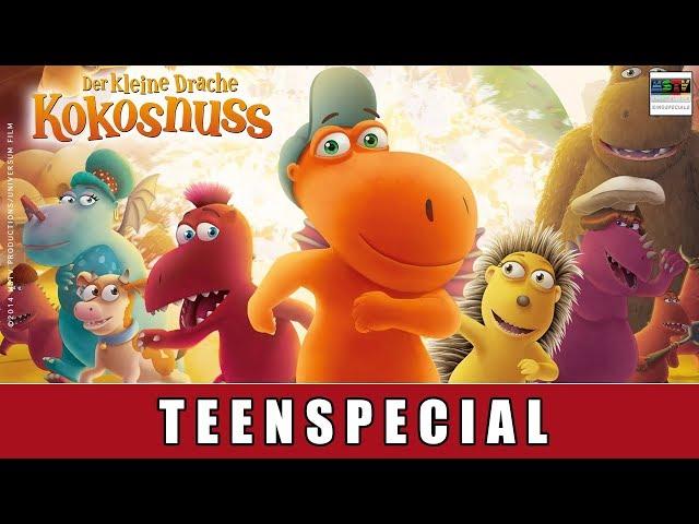 Der kleine Drache Kokosnuss | Teenspecial | Max von der Groeben