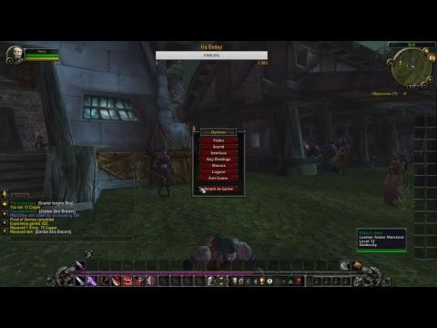 Первое путешествие #2  World of Warcraft  / Warmane/  Wotlk Lordaeron X1