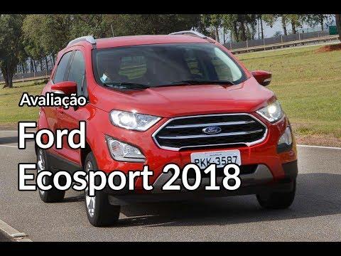 Ford Ecosport Titanium 2018 o que muda e como anda Avalia o Best Cars