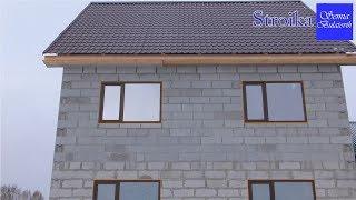видео Как рассчитать угол наклона крыши: минимальный угол односкатной, двухскатной, расчет