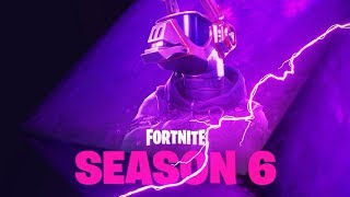 *NEW* SEASON 6 SKIN & THEME CONFIRMED! (DJ Llama Skin) - Fortnite Battle Royale Season 6 TEASER