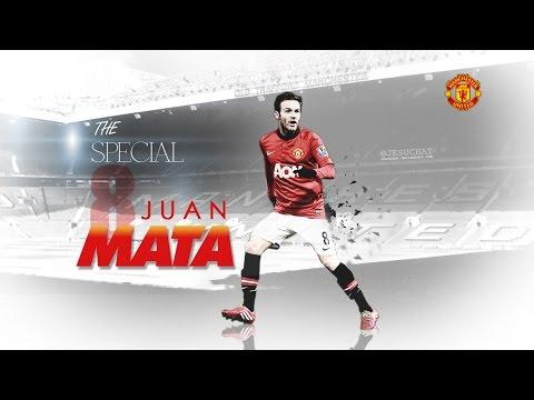 Juan Mata ● Goals, Skills & Passes ●...