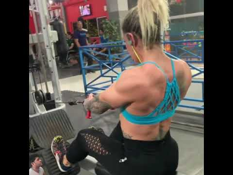 HulDa Lopez | Female Bodybuilding Motivation