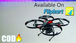 Top 5 Best Camera Drones Available On Flipkart 2019 (COD)