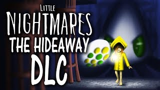 Little Nightmares: The Hideaway DLC - ALL THE NOMES ~Full Playthrough~ (Creepy Indie Adventure Game)