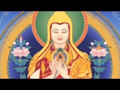 Lama Tsongkhapa's 27 Verses For Training the Mind