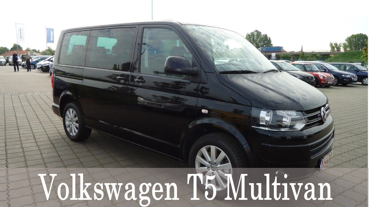 Volkswagen Transporter from Germany - YouTube