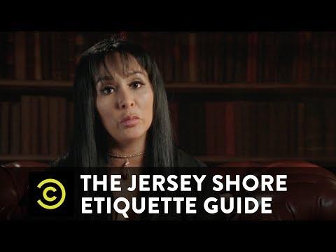 The Jersey Shore Etiquette Guide