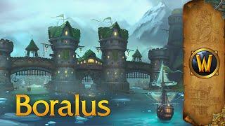 World of Warcraft - Music & Ambience - Boralus