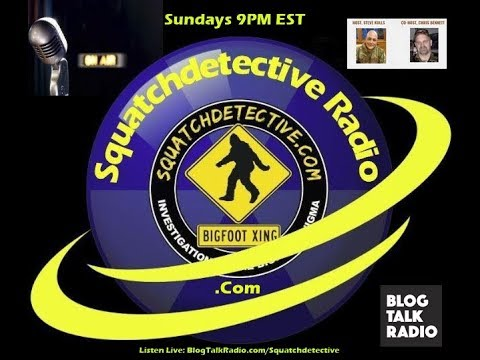 Squatchdetective Radio - Pennsylvania Bigfoot with Eric Altm